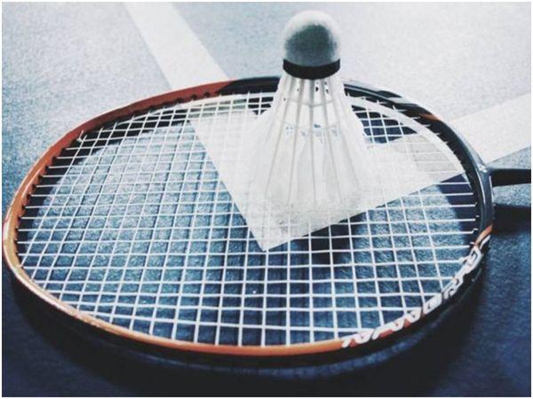 badmintoni kaalulangus