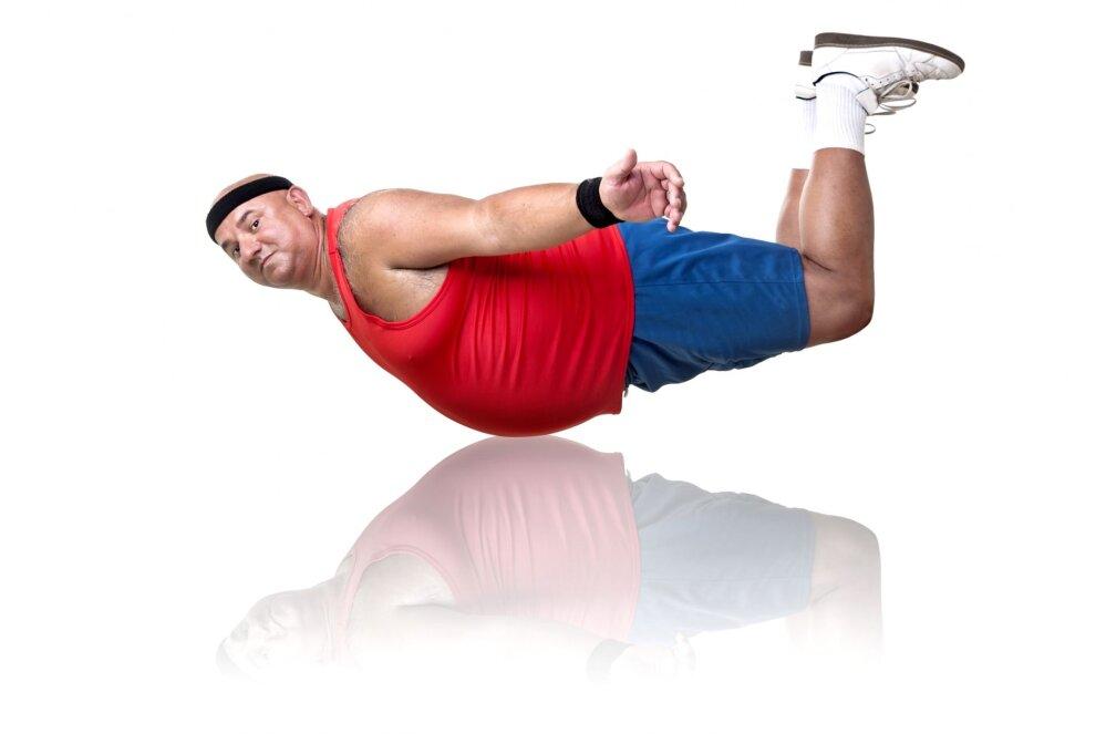 kaalulangus ja oksudatiivne stress rasva toitumise poletamine