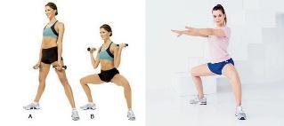 kuidas libiseda jalad ilma suurendamata rasva kaotuse fitness rutiinne