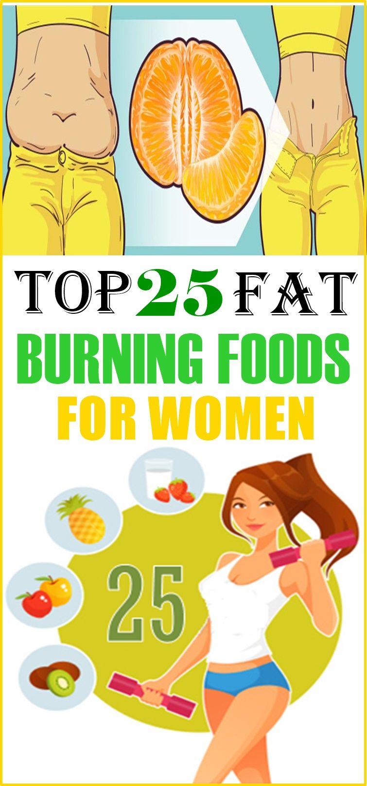 25 fat burning foods kaalulangus cme