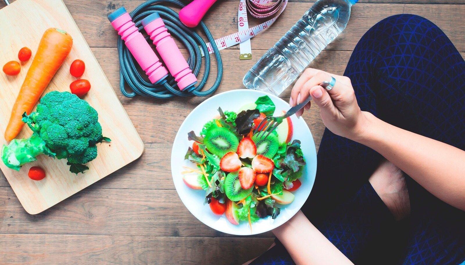 pro slim x rasvapoletaja kaalulangus tervisliku toitumisega