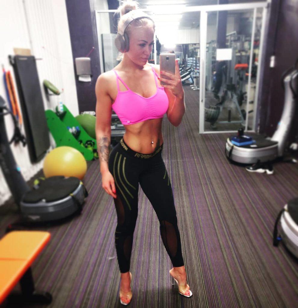 kuidas poletada rasva ja tooni lihaste