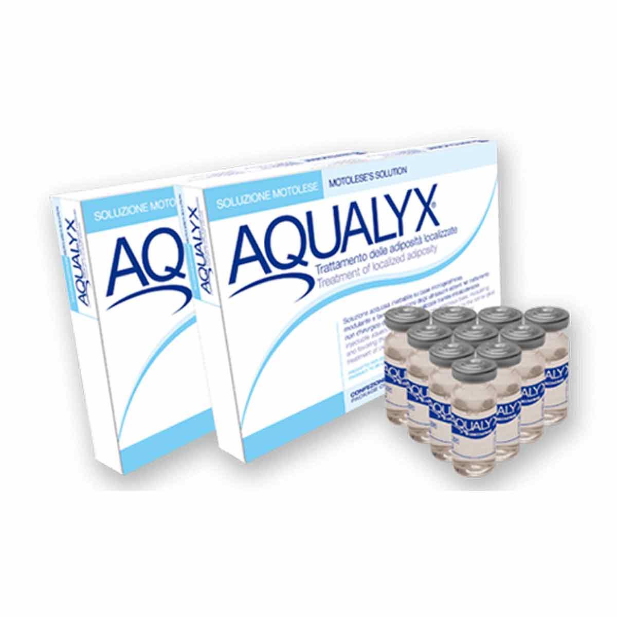 aqualyx slimming kolme jogede kaalulangus