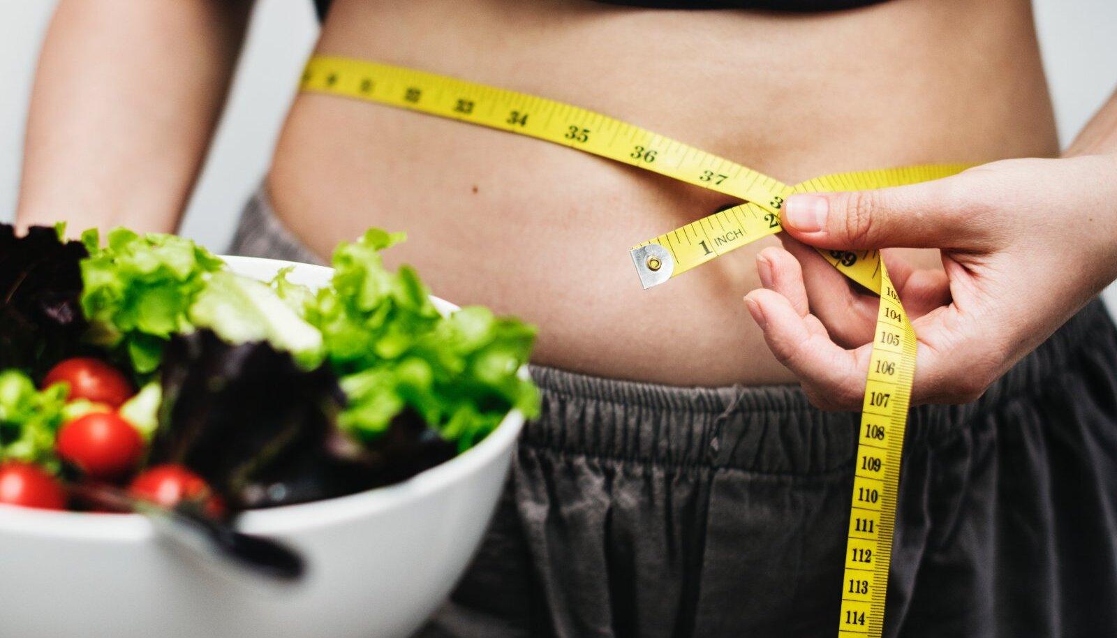 lihaste norkus ja kaalulangus sumptomid