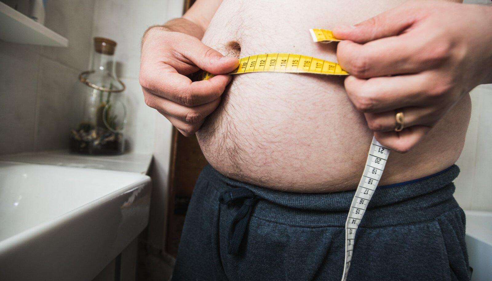 poletage rasva lahja mass
