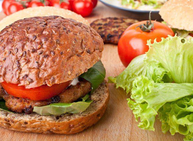 kaalulangus hamburgeri retseptid rasva poletamine eesmargid