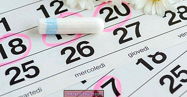 kaalulangus ja menstruatsioon