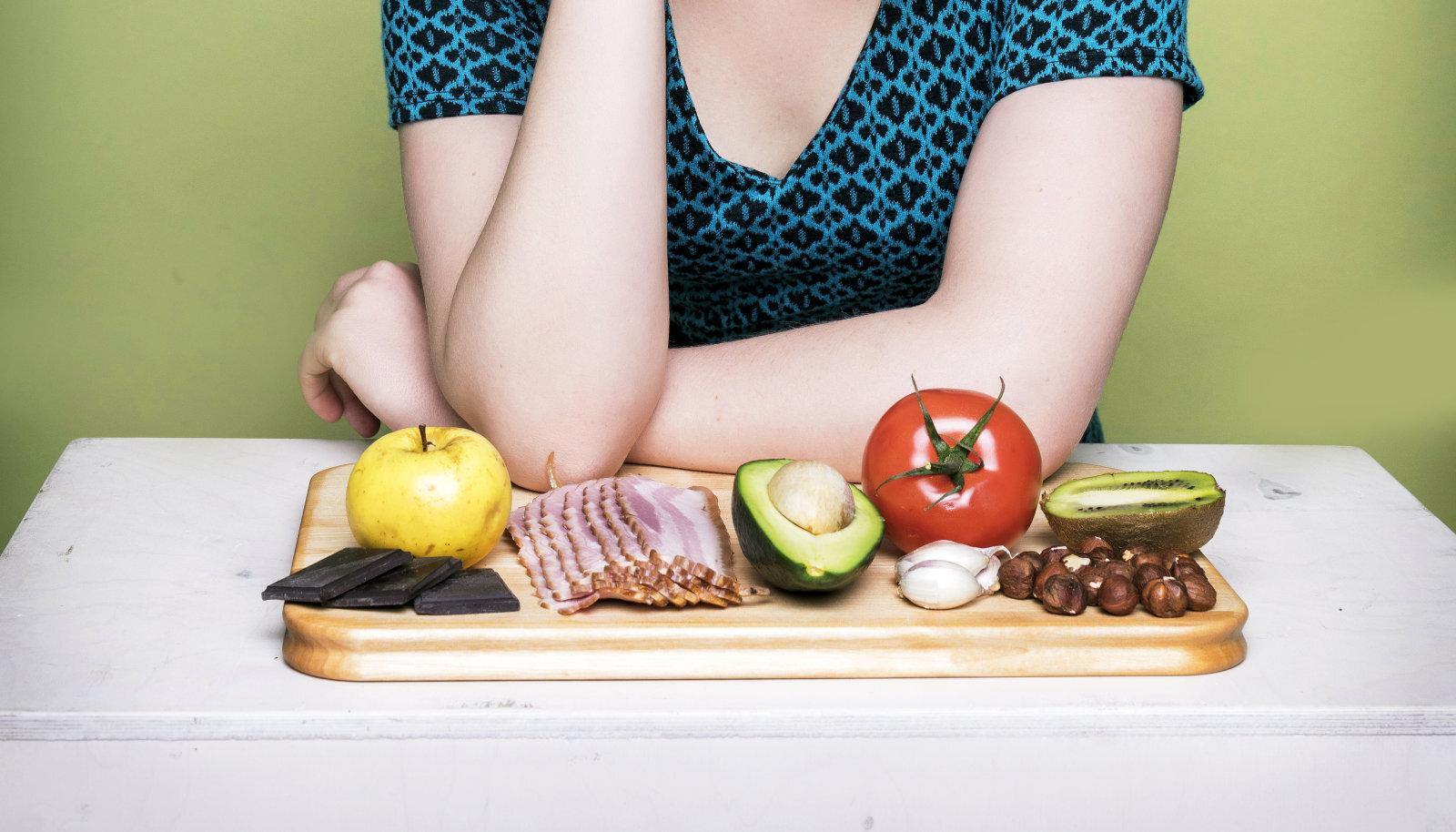 poletada soole rasva kiiresti tervislik toitumine kuid kaalulangus puudub