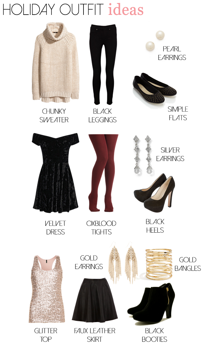 slimming holiday outfits