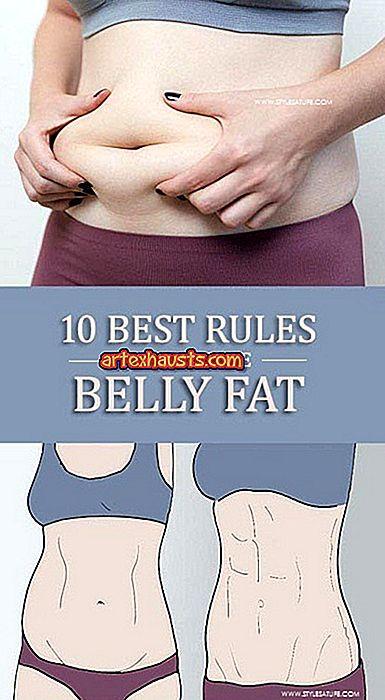 napunaiteid keha rasva poletamise kohta marg salendav