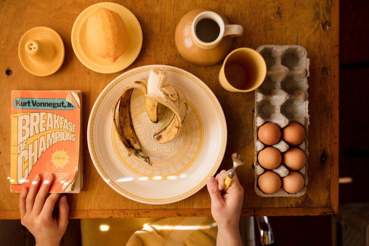 munad ja kaalulangus hommikusook